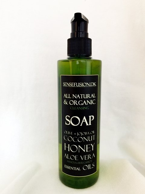 Cleansing Soap