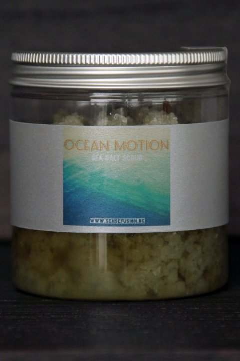 Ocean Motion Sea Salt Scrub