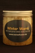 Winter Warm Sea Salt Kaolin Clay Scrub